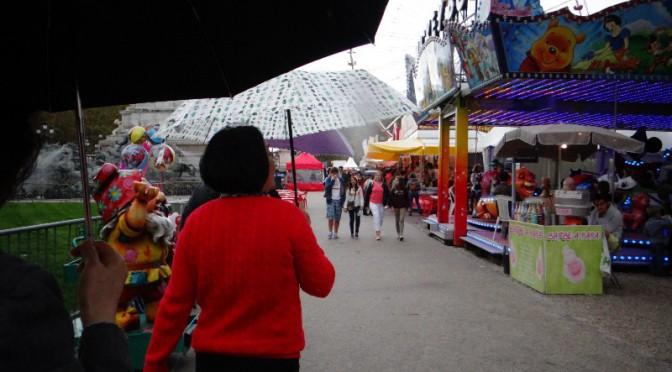 Les parapluies de Bordeaux